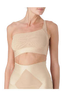 DMONDAINE Ava one-shoulder reversible bra