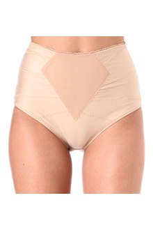 DMONDAINE Lana high-waisted shaping briefs