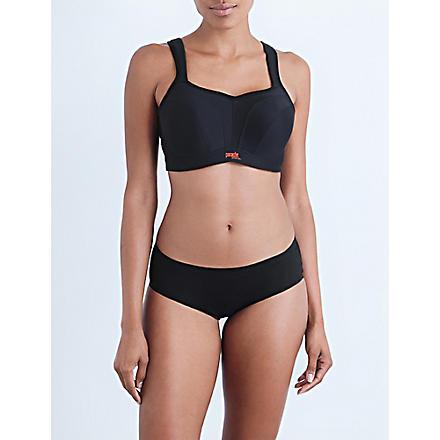 PANACHE Sports bra (Black