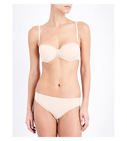 MAISON LEJABY Nuage pur strapless bra (Nude