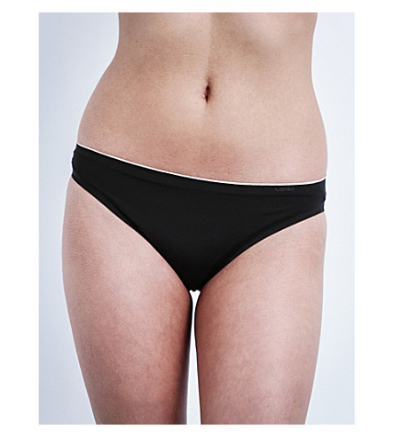 CHANTELLE Irresistible Brazilian briefs (Black