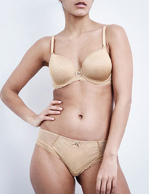 CHANTELLE C Chic Sexy spacer plunge bra