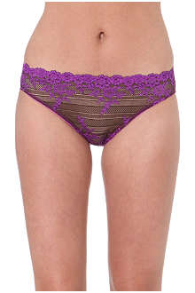 WACOAL Embrace lace bikini briefs