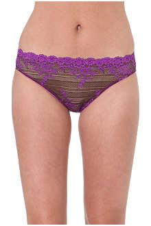 WACOAL Embrace lace bikini briefs