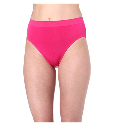 WACOAL B-Smooth high-cut briefs (Fuchsia