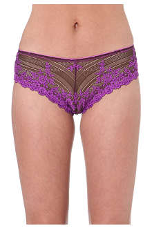 WACOAL Embrace lace Tanga briefs