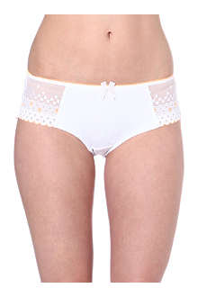 FREYA Enchanted white briefs