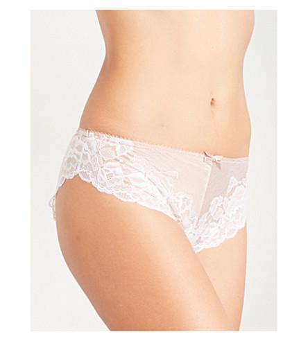 FANTASIE 玛丽安娜蕾丝巴西三角裤 (拿铁