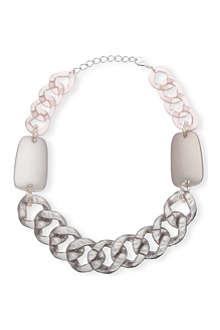 ARMANI COLLEZIONI Chunky chain necklace