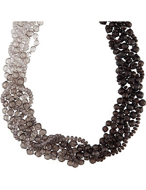 ARMANI COLLEZIONI Beaded necklace