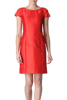 ARMANI COLLEZIONI Silk shift dress
