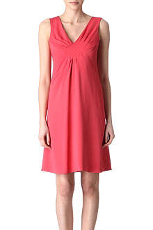 ARMANI COLLEZIONI Pleat front dress
