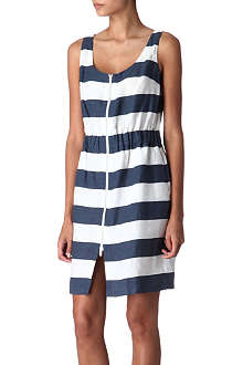 ARMANI COLLEZIONI Striped dress