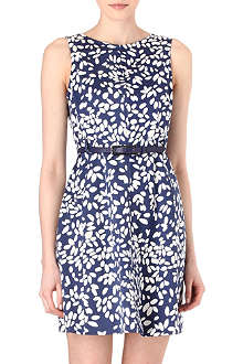 ARMANI COLLEZIONI Printed shift dress