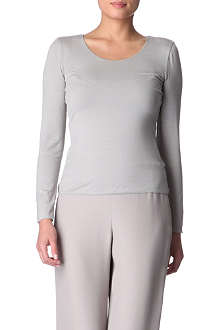 ARMANI COLLEZIONI Long-sleeved top
