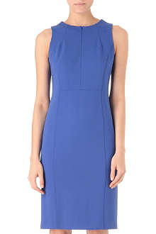 ARMANI COLLEZIONI Zipped shift dress