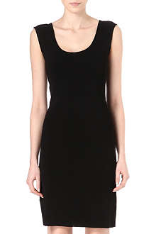 ARMANI COLLEZIONI Sleeveless shift dress