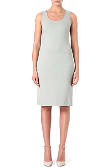 ARMANI COLLEZIONI Classic scoop-neck dress