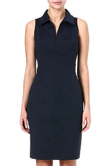 ARMANI COLLEZIONI Stretch-cotton dress