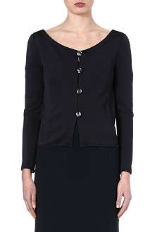 ARMANI COLLEZIONI Button-up cardigan