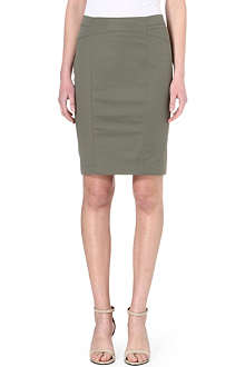 ARMANI COLLEZIONI Seamed pencil skirt