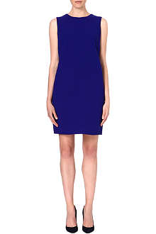ARMANI COLLEZIONI Wool shift dress