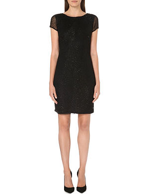 ARMANI COLLEZIONI Beaded shift dress dress
