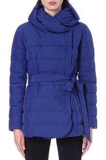 ARMANI COLLEZIONI Quilted coat