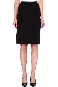 ARMANI COLLEZIONI Classic jersey pencil skirt