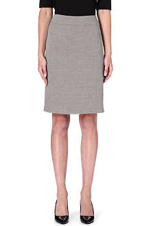 ARMANI COLLEZIONI Classic tweed pencil skirt