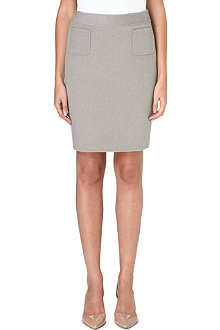ARMANI COLLEZIONI Streamlined pencil skirt