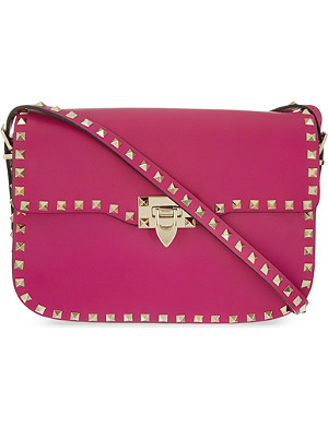 VALENTINO Rockstud medium messenger bag