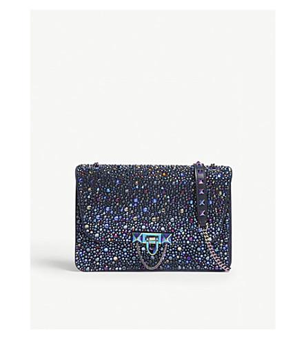 VALENTINO Demi Luna Shine shoulder bag (Blue
