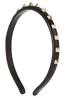VALENTINO Studded hairband