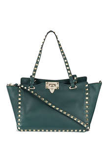 VALENTINO Mini studded tote