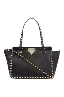 VALENTINO Studded mini tote