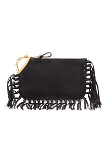 VALENTINO Capricorn finger clutch