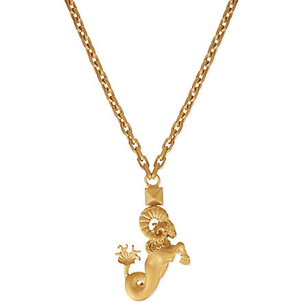 VALENTINO Aries pendant (Gold