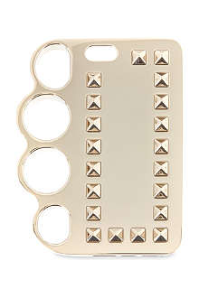 VALENTINO Rockstud Knuckleduster iPhone case