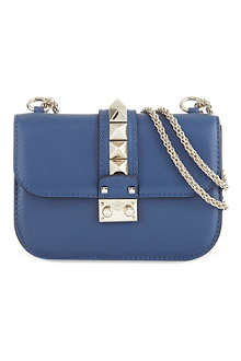 VALENTINO Stud lock small shoulder bag