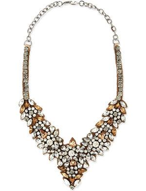 VALENTINO Swarvoski crystal necklace