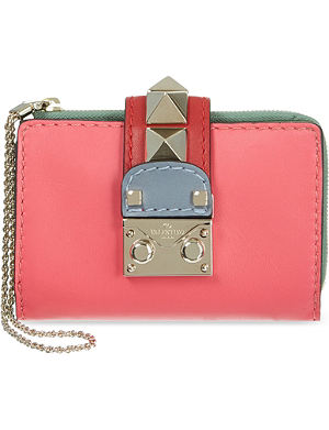 VALENTINO Small flap wallet