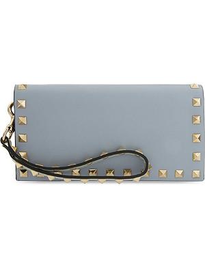 VALENTINO Rockstud wristlet wallet