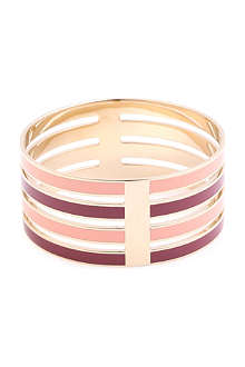 CHLOE Holly three-tier bracelet