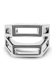 CHLOE Bianca silver-toned cuff