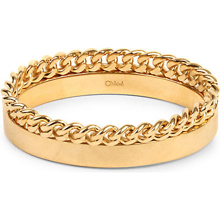 CHLOE Carly bracelet (Gold