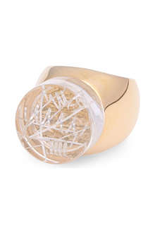 CHLOE Bettina circle ring