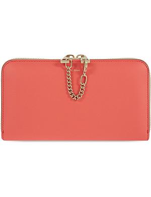 CHLOE Baylee long zip-around wallet