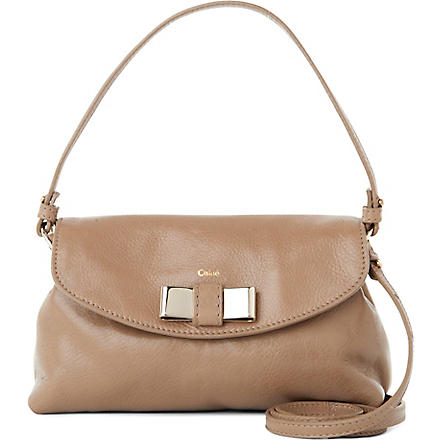CHLOE Lily across-body bag (Ash