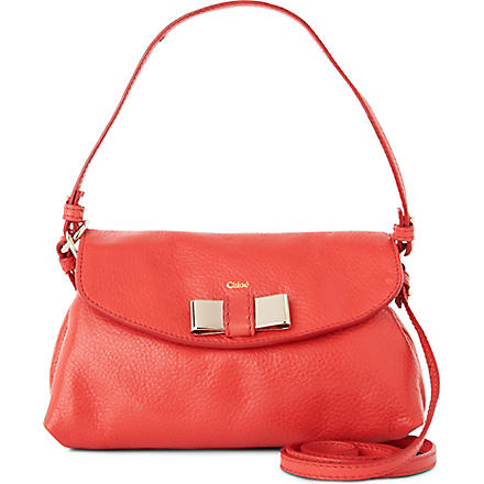 CHLOE Lily across-body bag (Ladybird